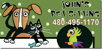 Chandler Pet Sitter